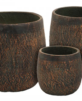 DONICE COPPER SET3 BRONZE GREEN-MROZOODPORNA