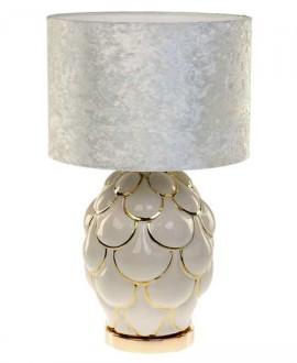 LAMPA SZKLANA MIA GOLD 59 CM